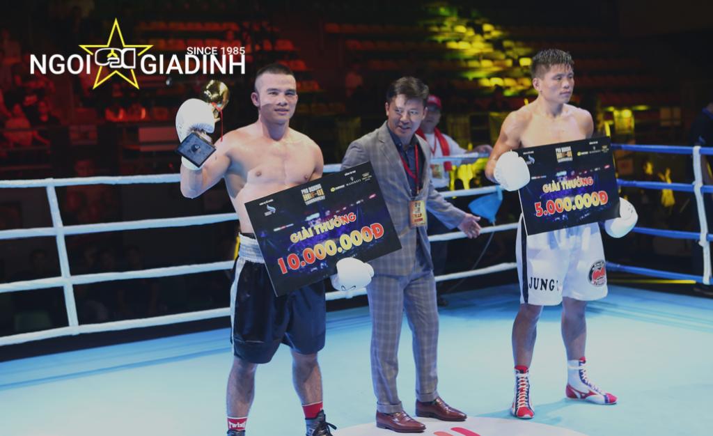 Nơi tập luyện boxing tại Quận Bình Thạnh
