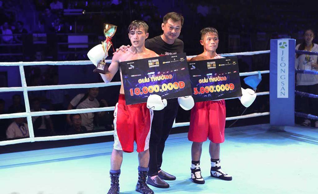 Bình Thạnh Học Boxing Ở Đâu