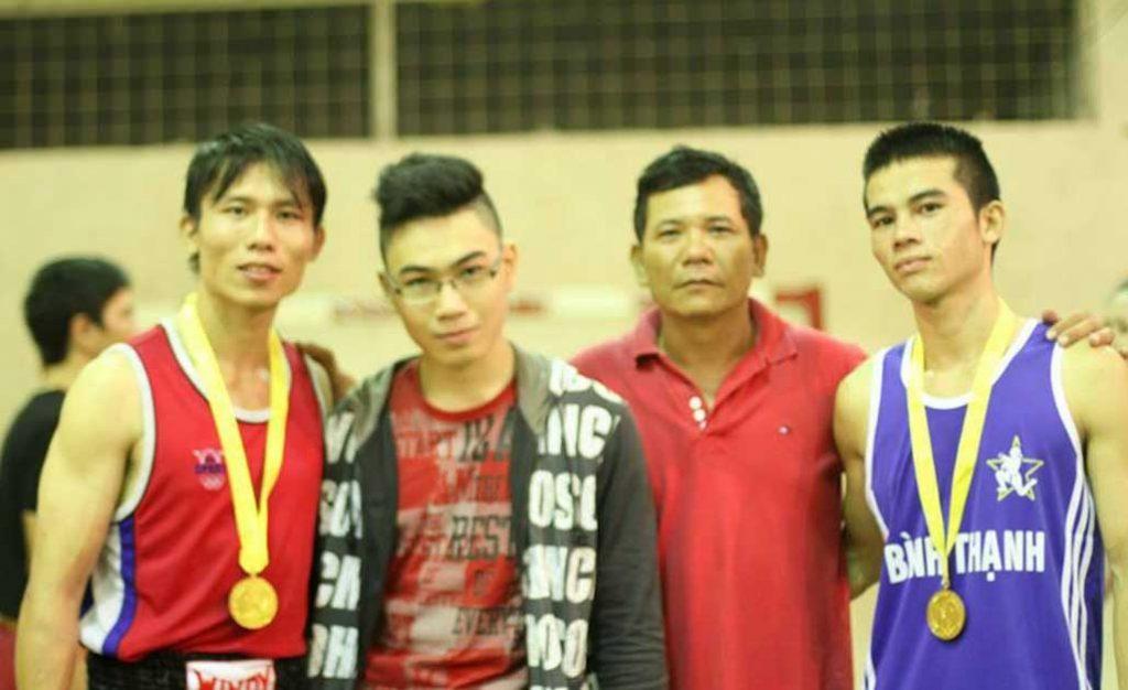 Học Boxing Bình Thạnh Tại Ngôi Sao Gia Định