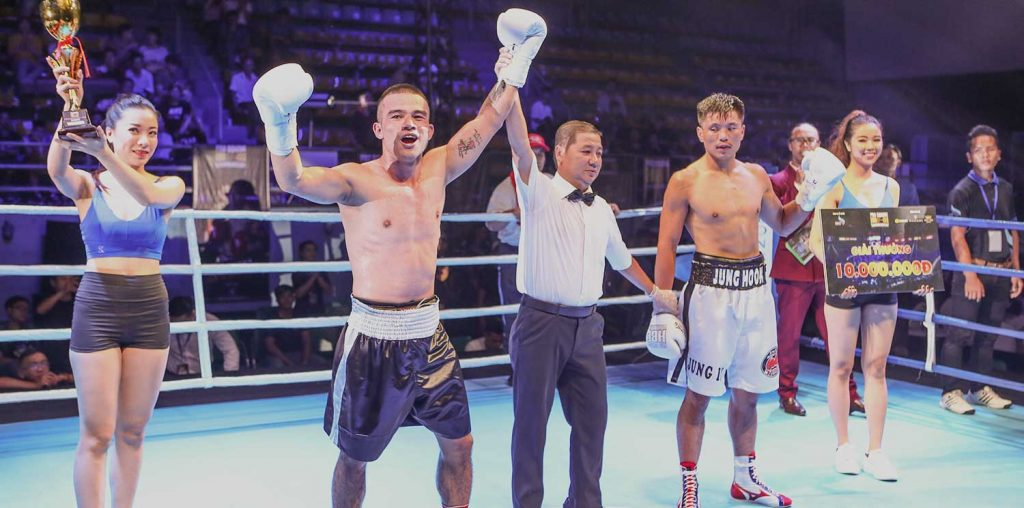 Ảnh chiến thắng Boxing Bình Thạnh
