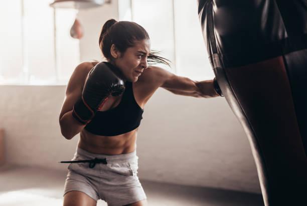 Lớp học boxing dành cho nữ