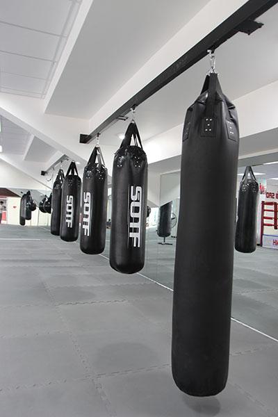 phòng tập boxing có cơ sở hạ tầng tốt nhất