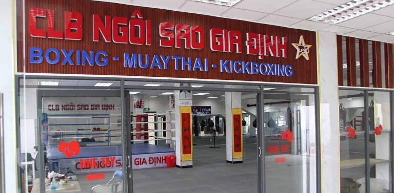 Tập boxing bao nhiêu 1 tháng tại Ngôi Sao Gia Định