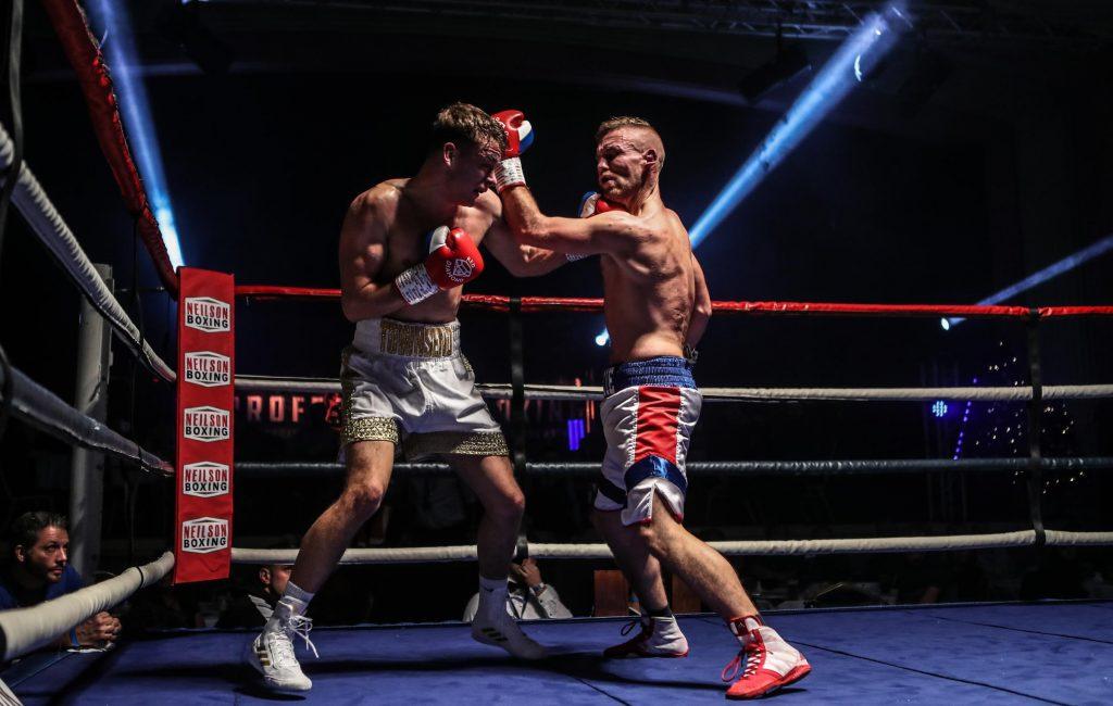 Ảnh boxing cực đẹp