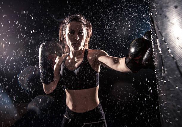 Ảnh boxing nữ đẹp