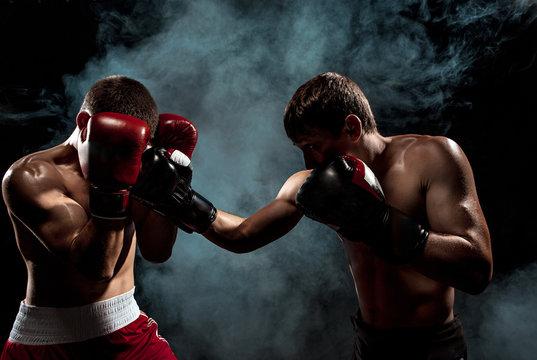 Ảnh boxing nghệ thuật đẹp