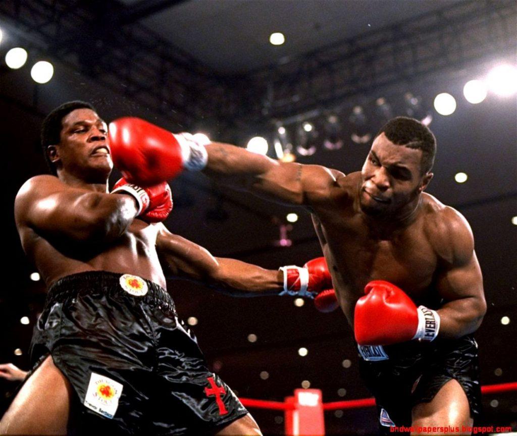 Ảnh nền Mike Tyson Boxing đẹp nhất