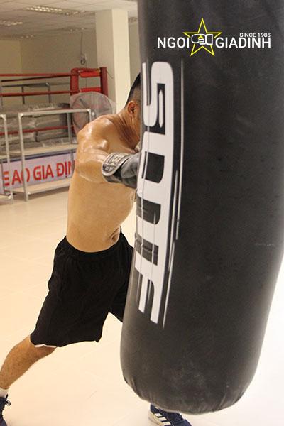 Học boxing giảm cân nhanh không