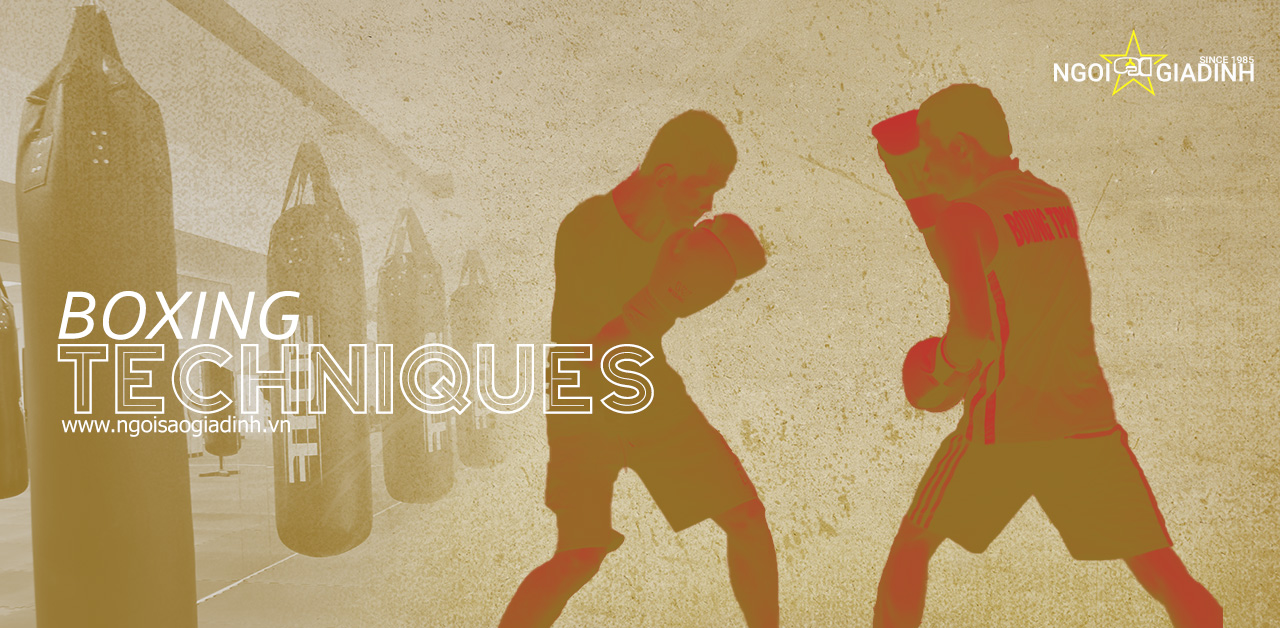 học kỹ thuật đấm boxing cơ bản