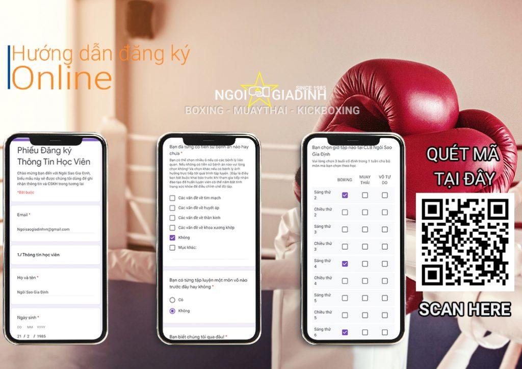 Hướng dẫn đăng ký học boxing, Muay Thái
