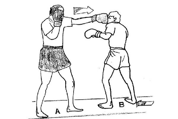 Kỹ thuật đấm boxing cơ bản đòn thẳng