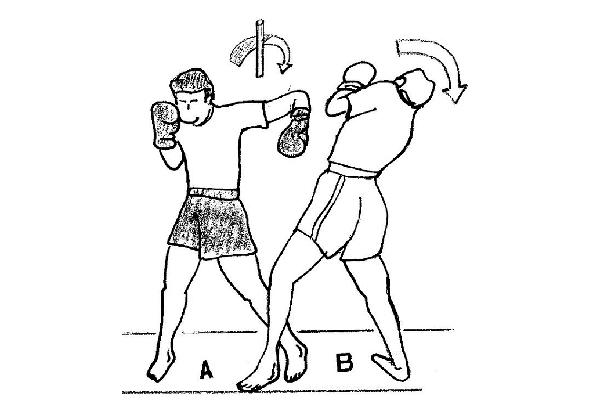 Kỹ thuật đấm boxing cơ bản móc ngang tay trái
