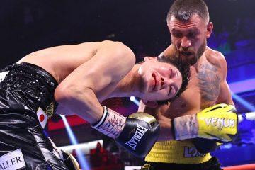 Những bài tập boxing của lomachenko