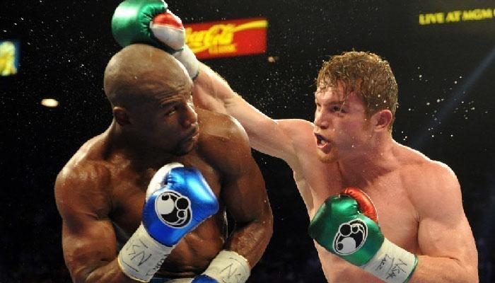 Kỹ thuật đỡ đòn boxing bằng vai