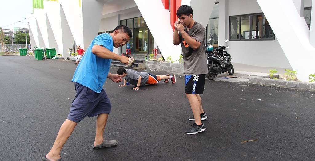 Pt võ thuật khác gì so với PT gym