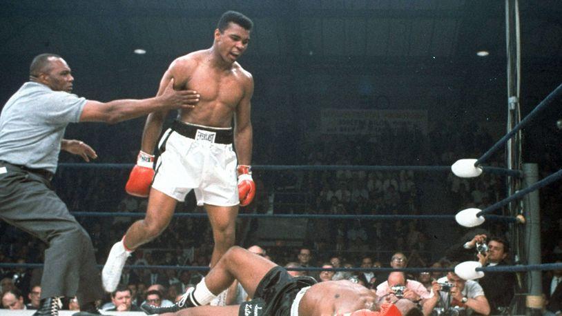 Ảnh Muhammad Ali đẹp nhất