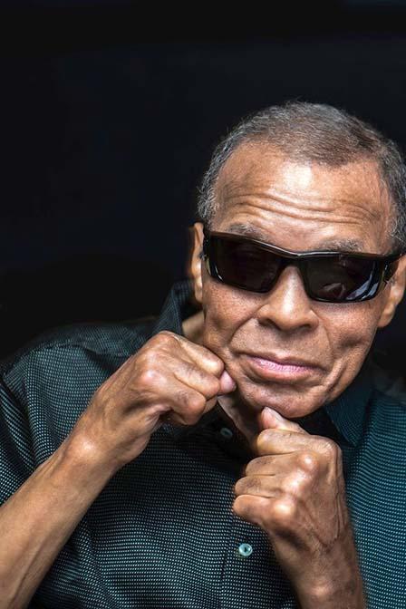 Ảnh Nắm đấm cuối cùng của Muhammad Ali