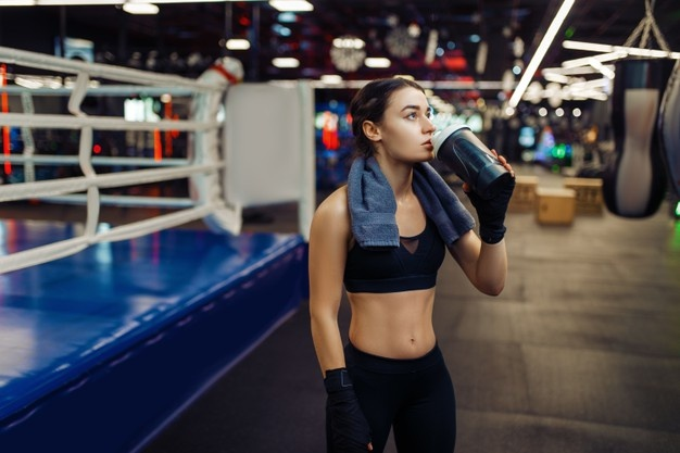lớp học boxing cho nữ