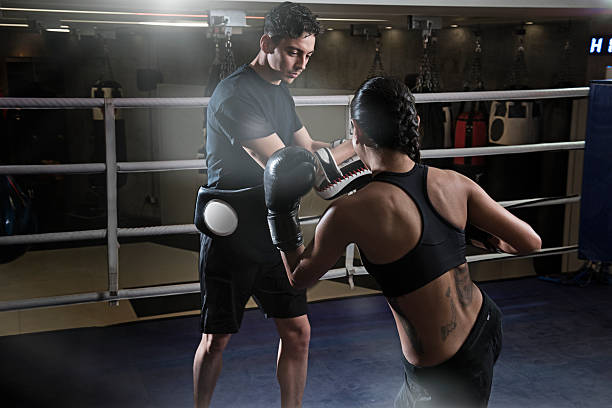Học kickboxing có tốt không