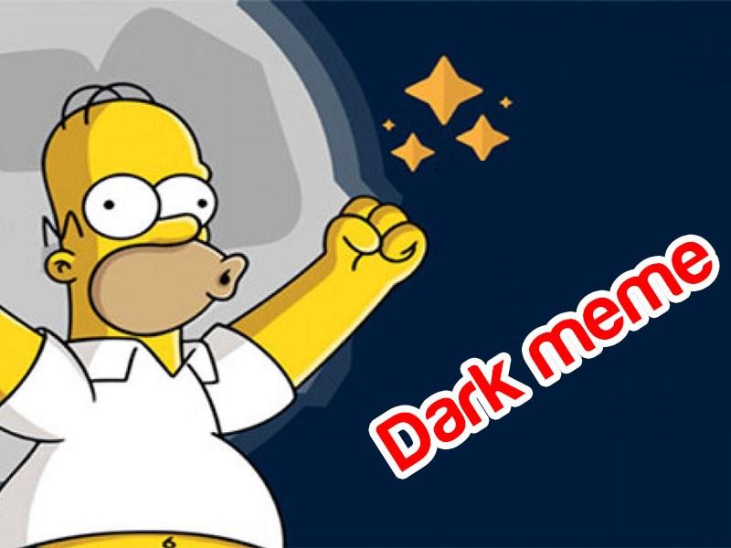 lmao dak buh là gì ý nghĩa dark meme
