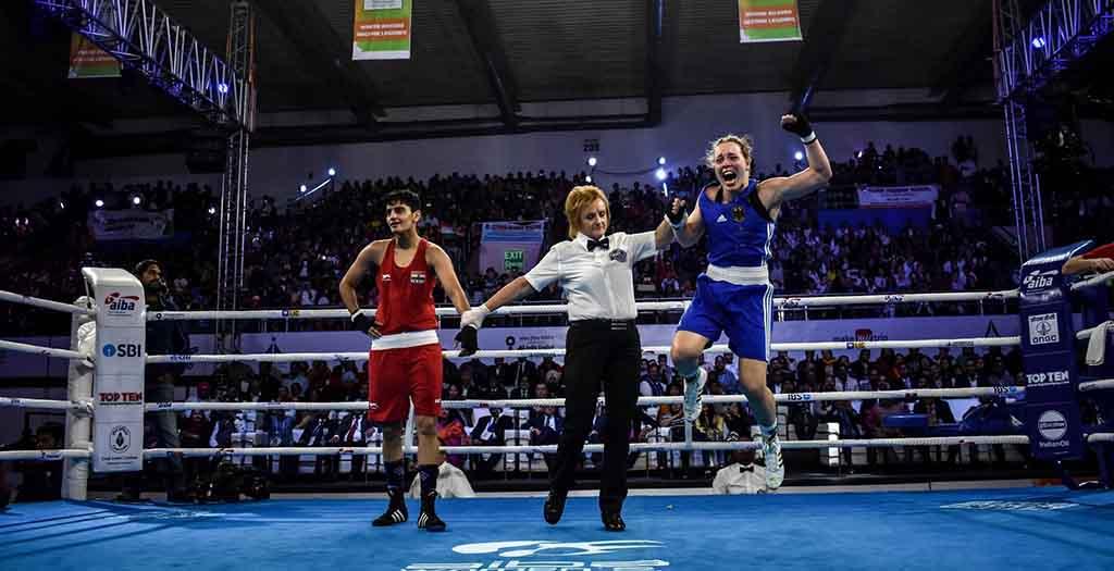 Các hạng cân nam nữ tại giải vô địch thế giới