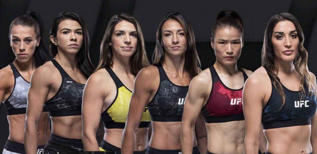 Các hạng cân trong thi đấu MMA của UFC