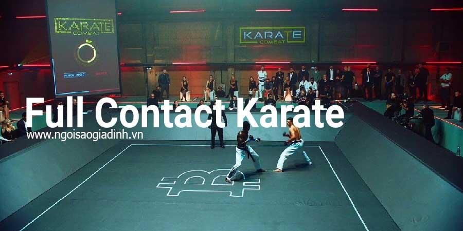 Full Contact Karate là gì