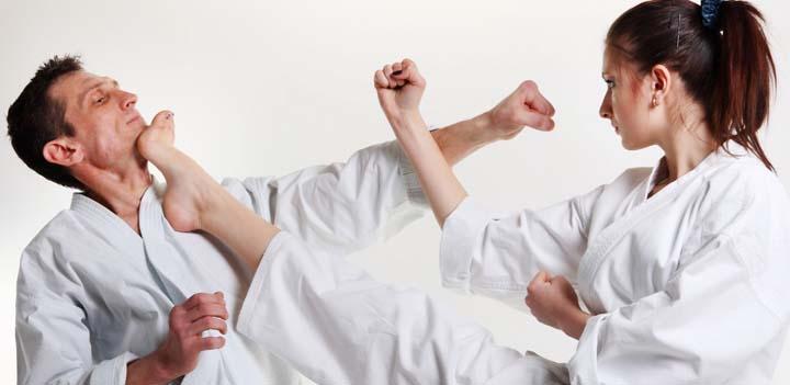 Học võ Karate những lợi ích gì