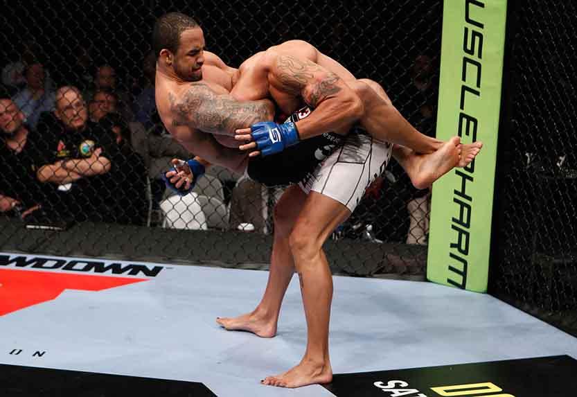 MMA bao gồm những môn võ nào