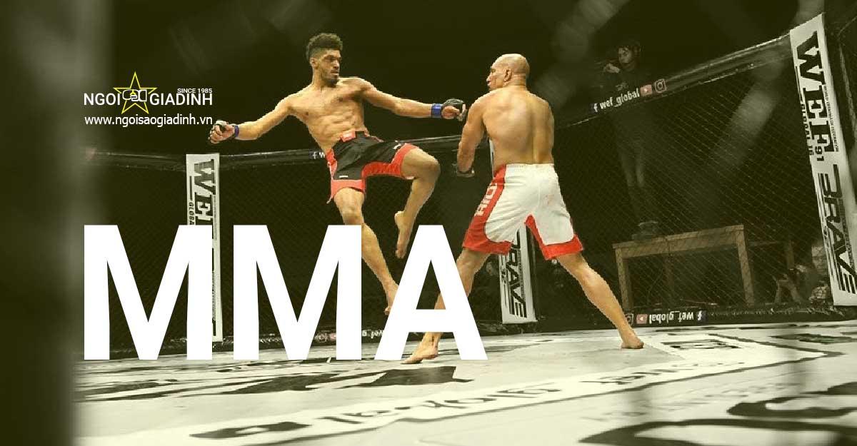 MMA là gì?