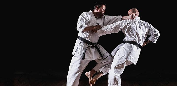 Học karate ở đâu
