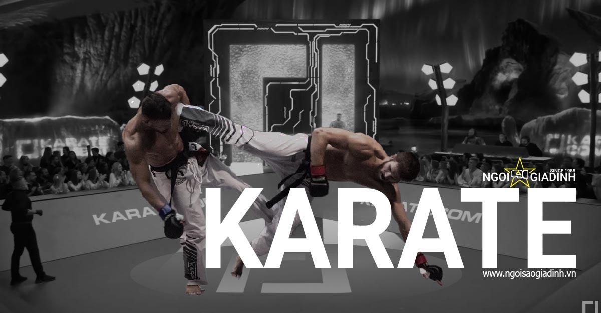 Karate là gì?